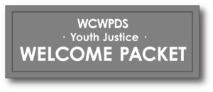 Youth Justice Welcome Packet